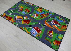 Spielteppich Little Village - 140 x 200 cm