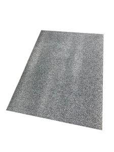 Deurmat Granati - antraciet - 90 x 130 cm